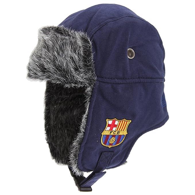 Gorra de invierno con escudo oficial del FC Barcelona, Unisex ...