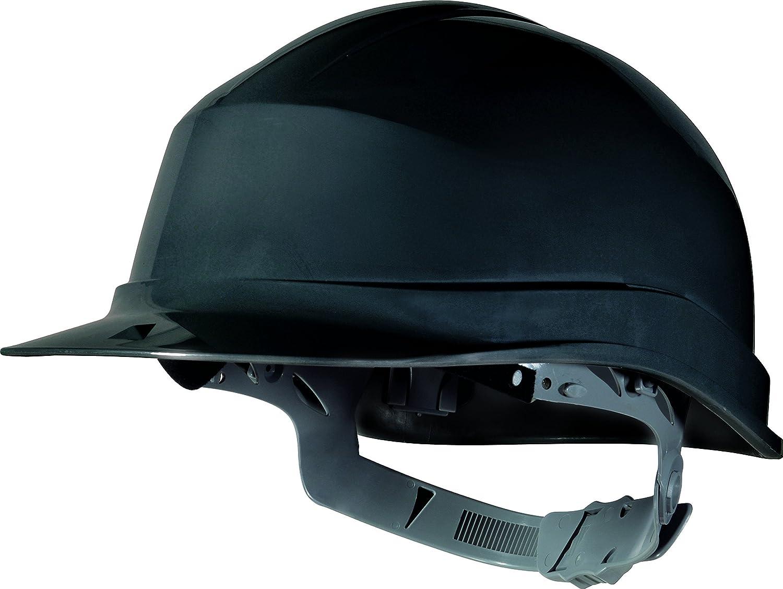 Delta Plus Venitex Zircon - Casco de seguridad con casco rígido, color negro: Amazon.es: Bricolaje y herramientas