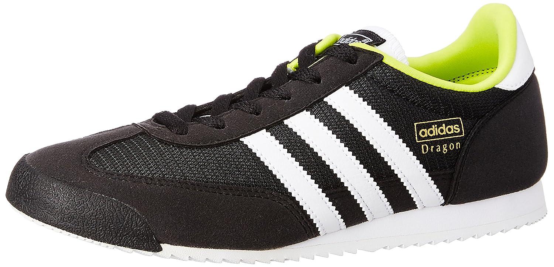 394a0440468 adidas Originals sneaker Dragon J M17074, Black, 38 2/3 EU: Amazon ...