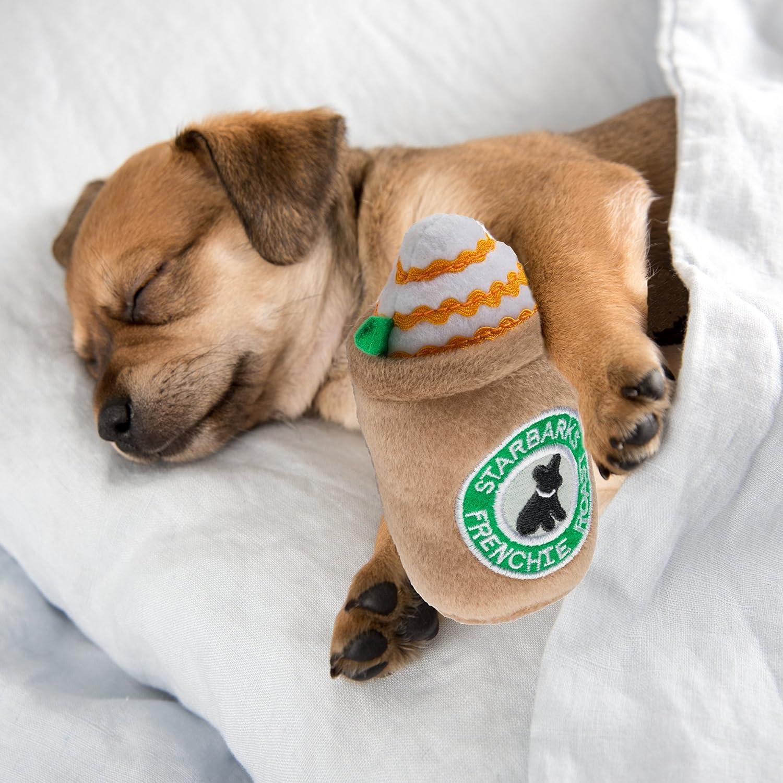 Puppuccino Dog Plush Toy