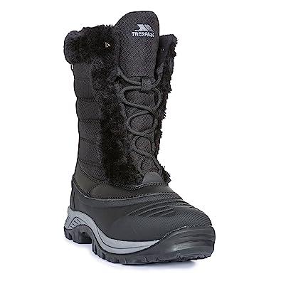Trespass Womens Ladies Stalgmite II Waterproof Warm Winter Snow Boots   Amazon.co.uk  Sports   Outdoors 6b7125c64