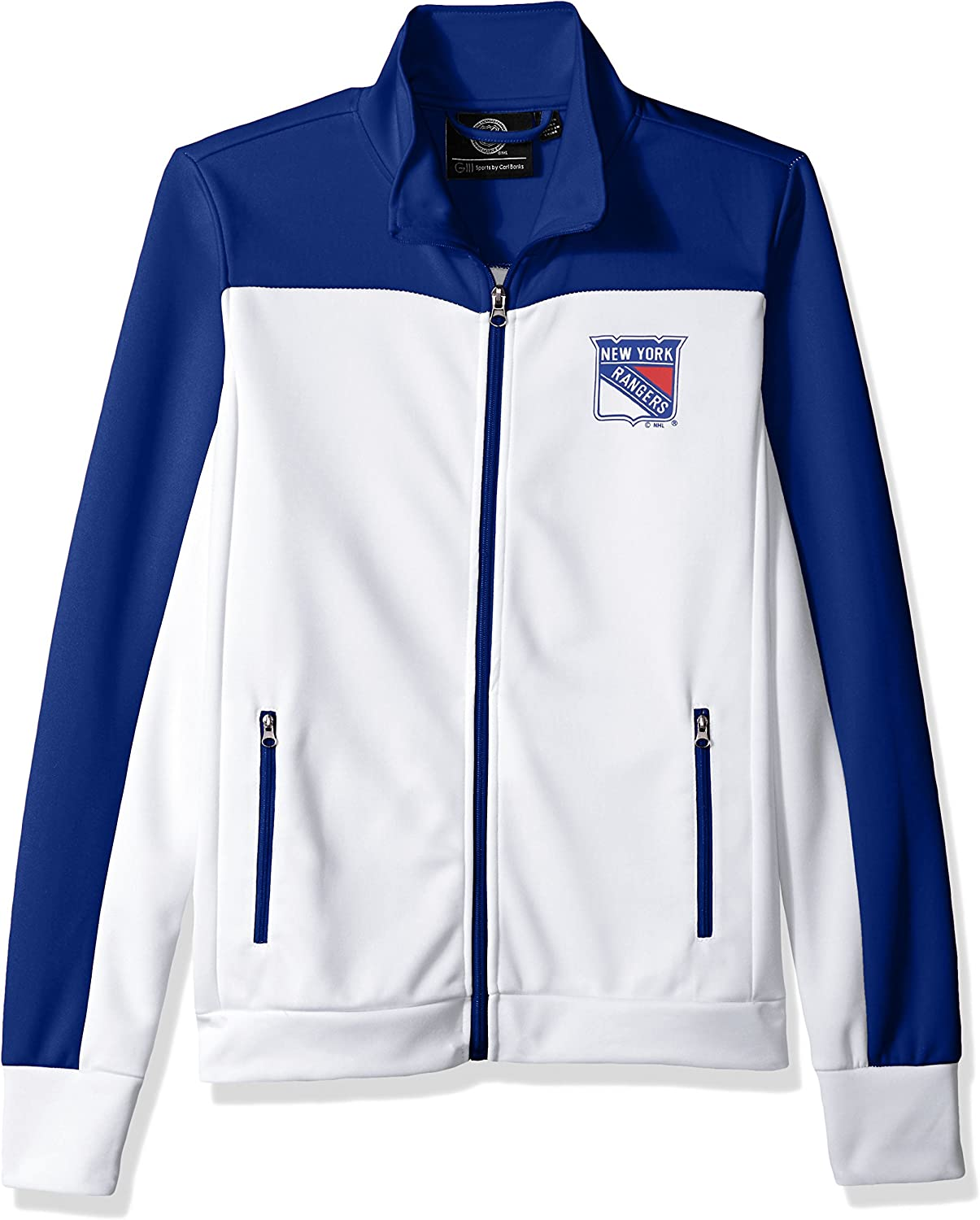 G-III Sports NHL womens Play Maker Track Jacket