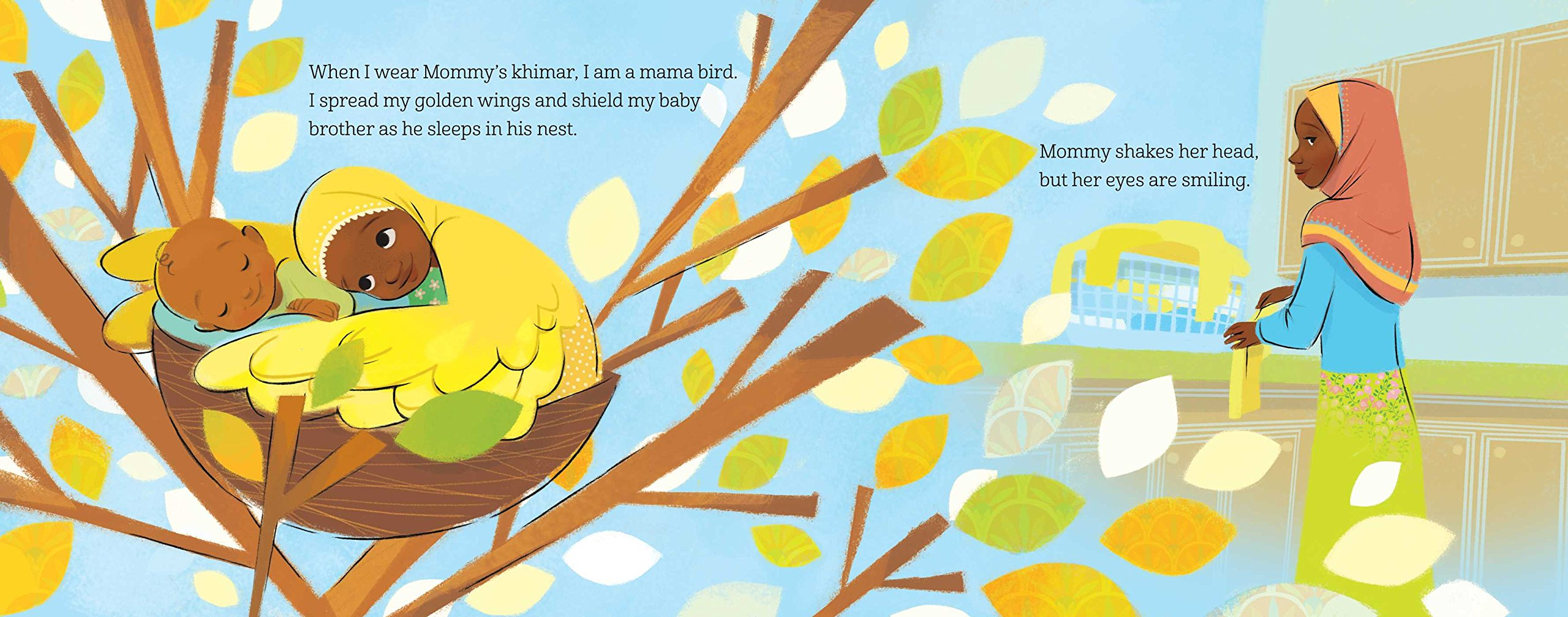 Mommy's Khimar by Salaam Reads / Simon & Schuster Books for Young Readers (Image #7)