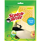 Scotch-Brite Sponge Wipe (Pack of 3) (Color May Vary)