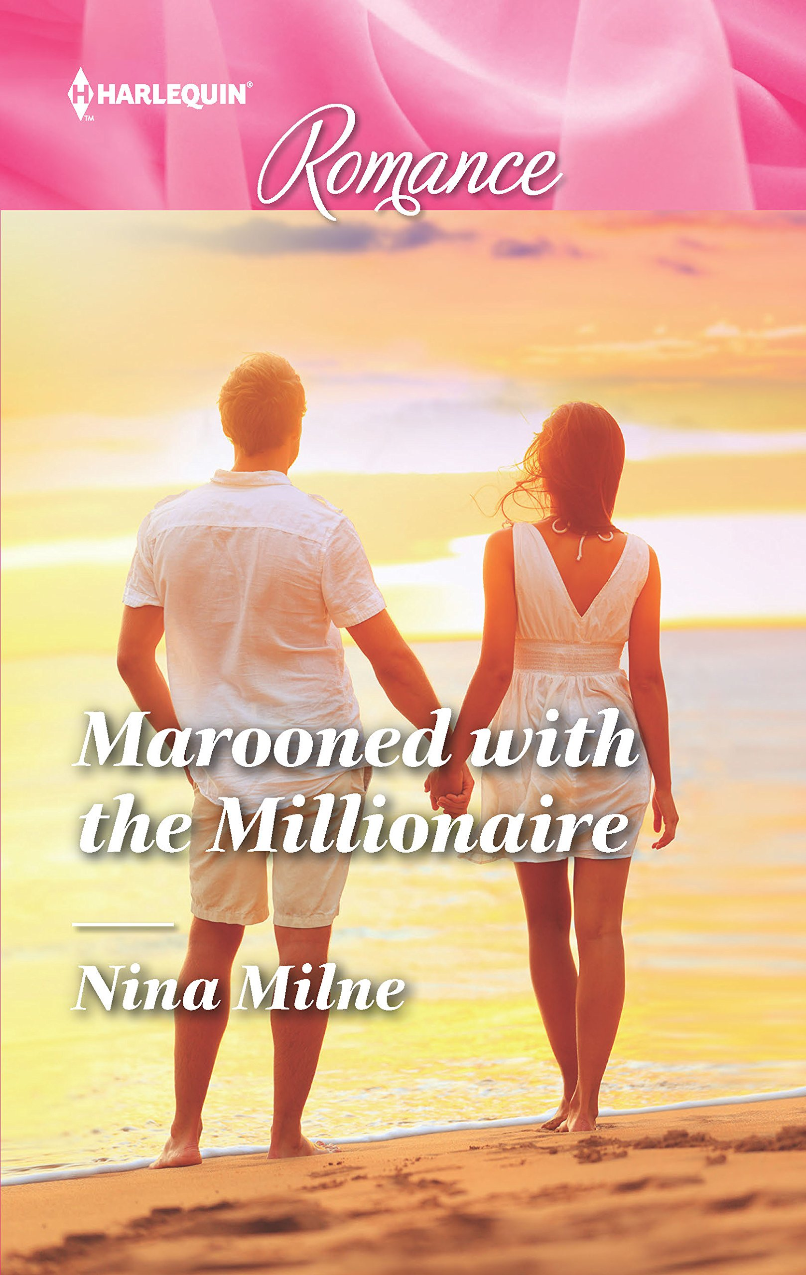Read Online Marooned with the Millionaire (Harlequin Romance) PDF