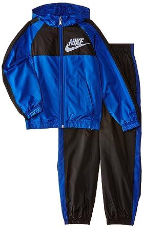 Nike Warm-Up - Chándal de Fitness para niño, Color Azul, Talla S ...