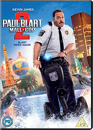 Paul Blart: Mall Cop 2 [DVD] [2015]: Amazon.co.uk: Kevin James ...