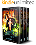 The Ian Dex Supernatural Thriller Series: Books 5 - 7 (Las Vegas Paranormal Police Department Box Sets Book 2)