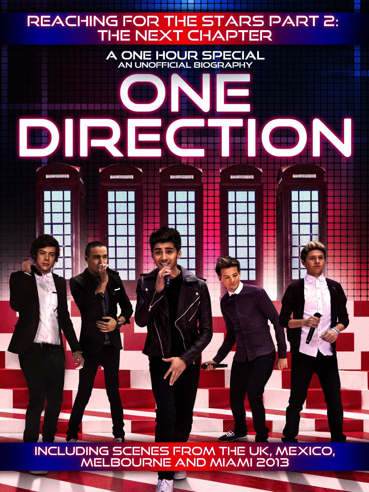 One Direction - Reaching For The Stars Part 2: The Next Chapter on Amazon Prime Video UK