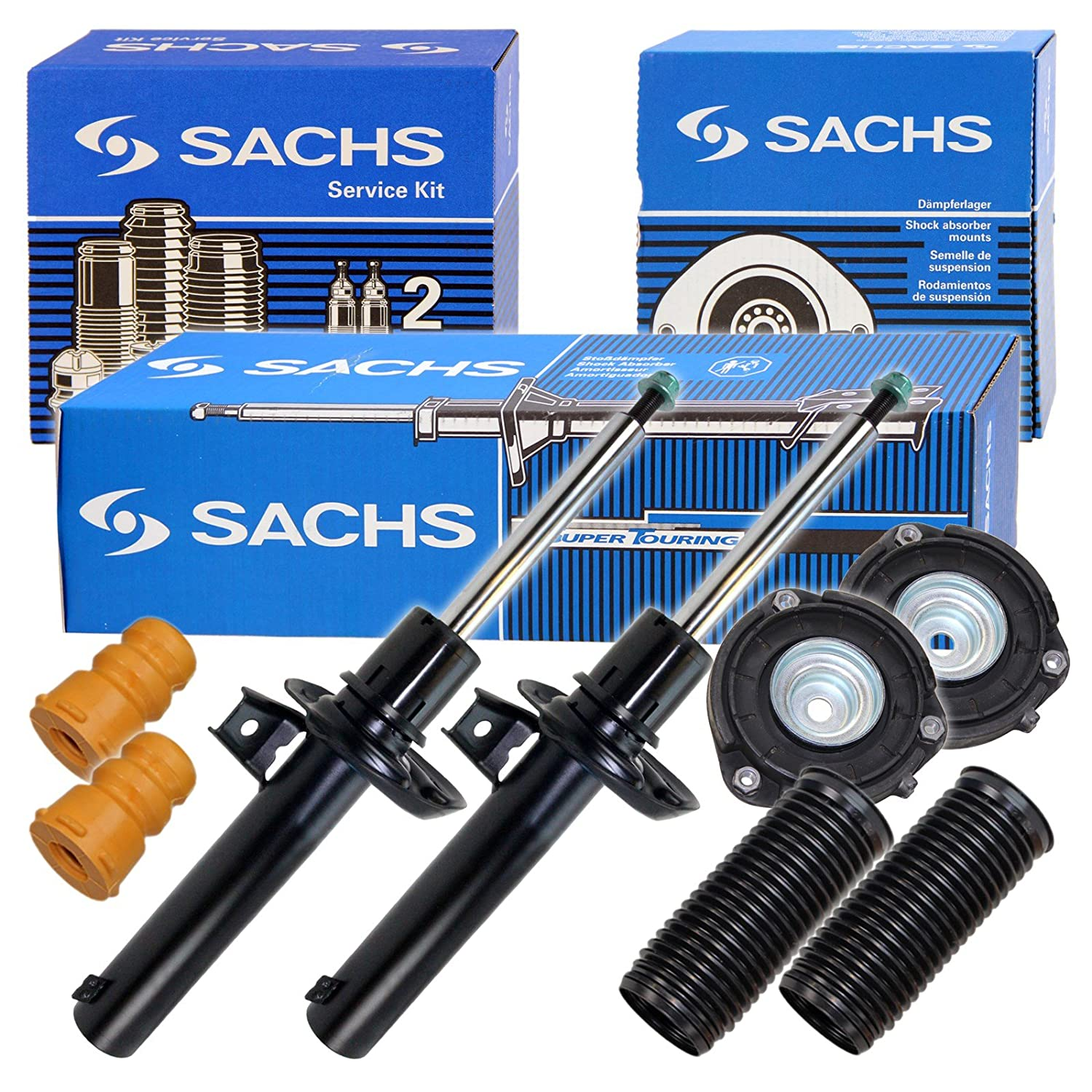 # Genuine Sachs Heavy Duty front shock absorber Dust Cover Kit