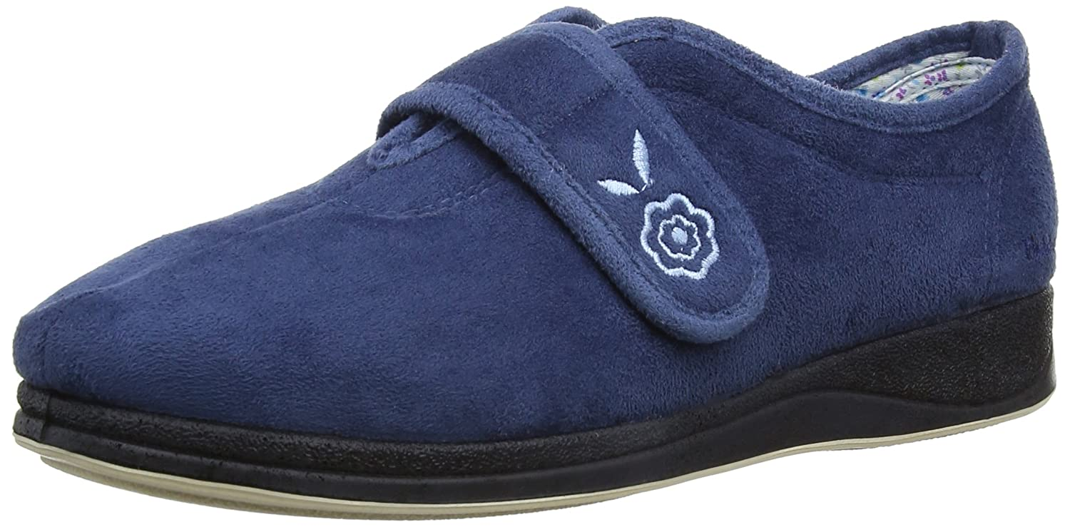 Padders Camilla, Chaussons Bleu Padders femme Camilla, Bleu bc42174 - therethere.space