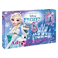 Craze 57309 Adventskalender Disney Frozen, Mehrfarbig