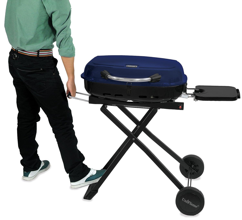 Amazon.com: Blue Rhino GTC1205B UF Portable LP Gas Grill: Garden U0026 Outdoor