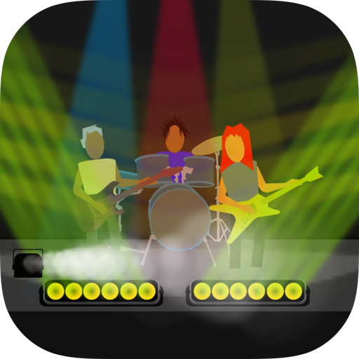 Band Clicker - Rock The - Band The Epic