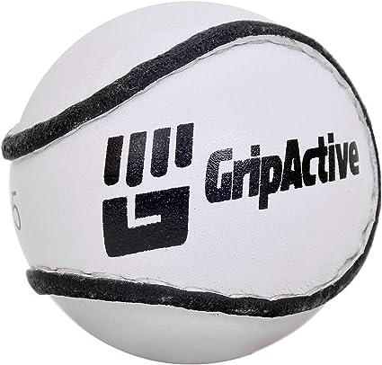 M/élange de Couleurs Grip Active Lot de 6 balles de Surf Sliotar Club County Training Hurl Camogie Taille 4//5