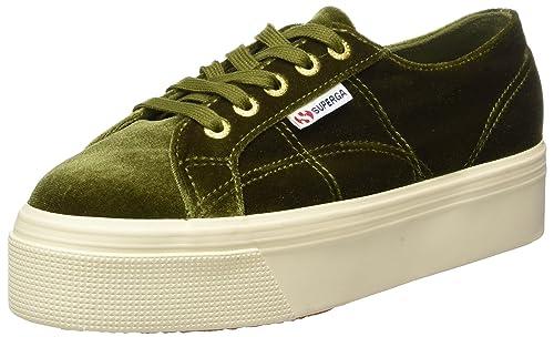 3c5bee7b42 Superga 2790-Velvetw, Sneaker, Donna: Amazon.it: Scarpe e borse