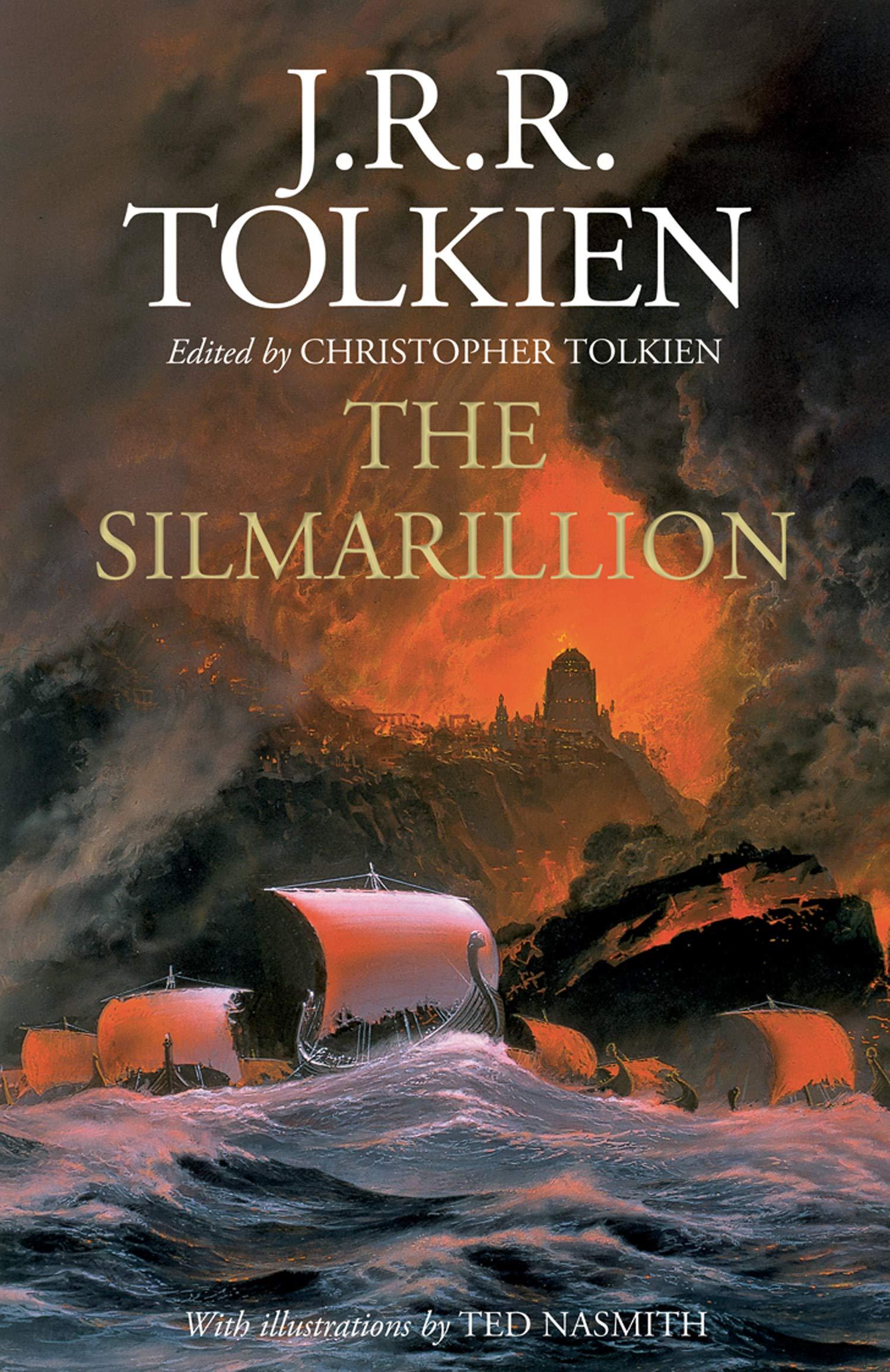 The Silmarillion: Tolkien, J. R. R., Tolkien, Christopher, Nasmith, Ted:  9780008433949: Books - Amazon.ca