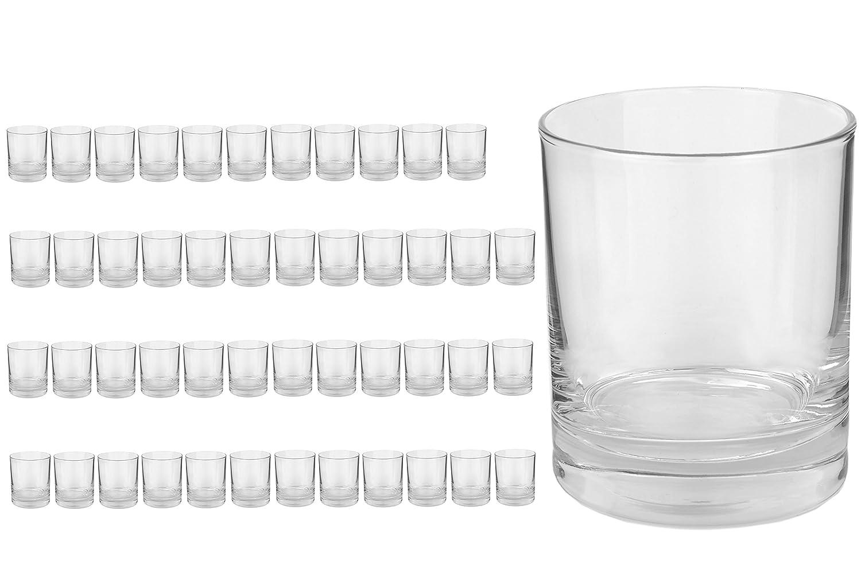 Van Well Gala Longdrinkglas im 72er-Set Softdrink-Glas Tumbler Wasserglas 280 ml