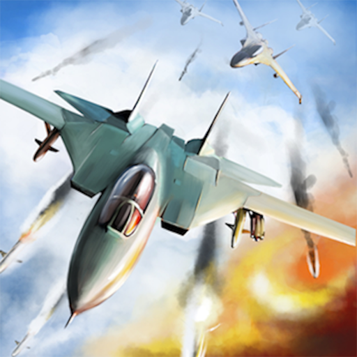 Alpha Combat FREE - Defend Your Country Fighter Jet Aerial War Game (Iphone Games Free)