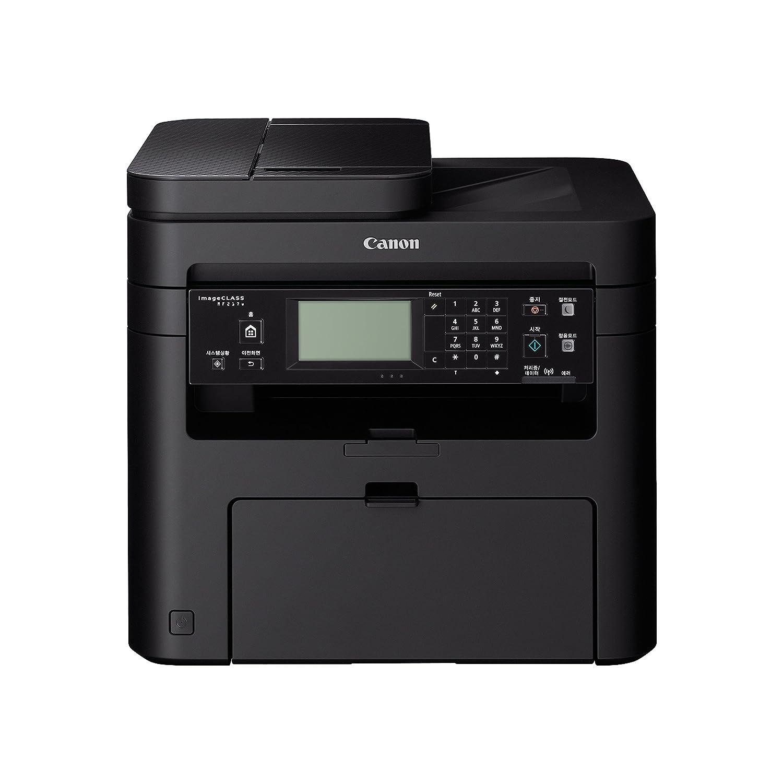 Canon MF217W - Impresora láser multifunción, Monocromo (A4, 23 ppm ...