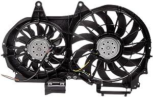 Dorman 620-806 Engine Cooling Fan Assembly for Select Audi Models