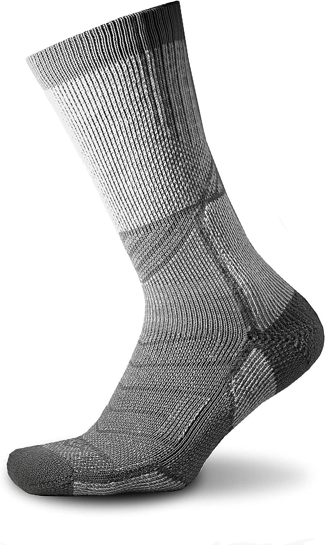 Thorlos Unisex OEXU Outdoor Explorer Thick Padded Crew Sock