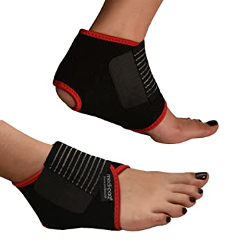 ff56fbb519 Medipaq® Neoprene Magnetic Ankle Support - Warmth & Compression Where Its  Needed Most
