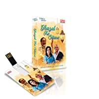 Music Card: Ghazal Ke Sitare - 320 kbps MP3 Audio (4 GB)