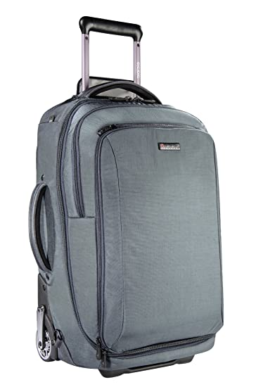 Amazon.com: ECBC Pegasus Convertible Wheeled Backpack and Laptop ...