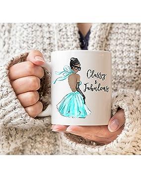 Classy Fabulous Mug Mode Mug Cadeau Pour Fashionista