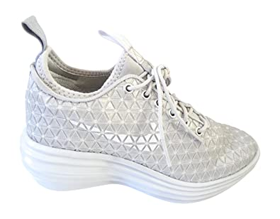 newest e571e 1c081 Nike Womens lunarelite Sky HI FW QS Milan City Pack hi top Trainers 652902  001 Sneakers