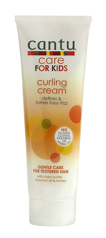 Cantu Care for Kids Curling Cream, 8 Ounce