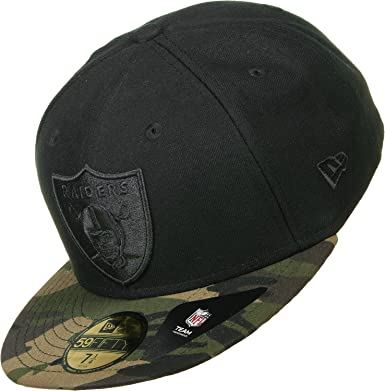 New Era Camo 9Fifty Oakland Raiders Gorra: Amazon.es: Ropa y ...