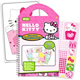 Hello Kitty Stickers Travel Activity Set with Over 2000 Stickers and 12 Activity Pages Plus Bonus Reward Sticker (Hello…