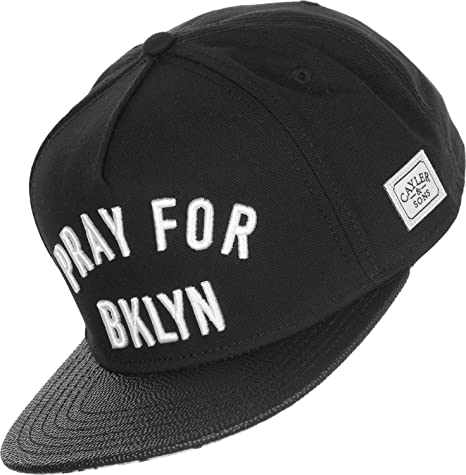 Gorra Cayler & Sons – C&S Wl Pray For Bklyn negro/blanco talla ...
