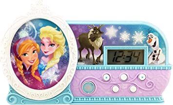 Little Princess Sofia Digital Alarm Desktop Clock with 7 Changing LED Clock Colorful Toys for Kids Sofia The First Style 7