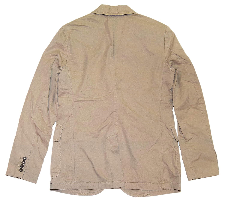 Amazon.com: Hombres de Polo Ralph Lauren algodón Pima Blazer ...