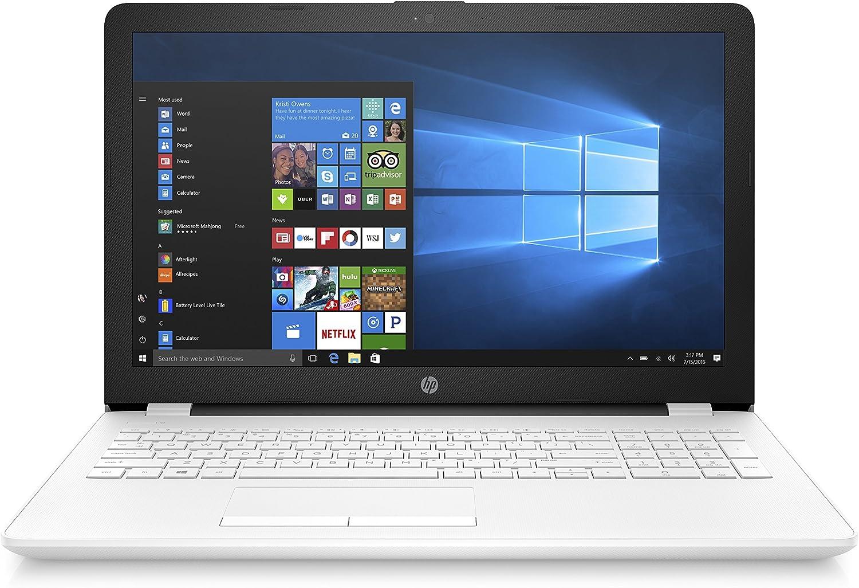 HP 15-bs523nl Blanco Portátil 39,6 cm (15.6