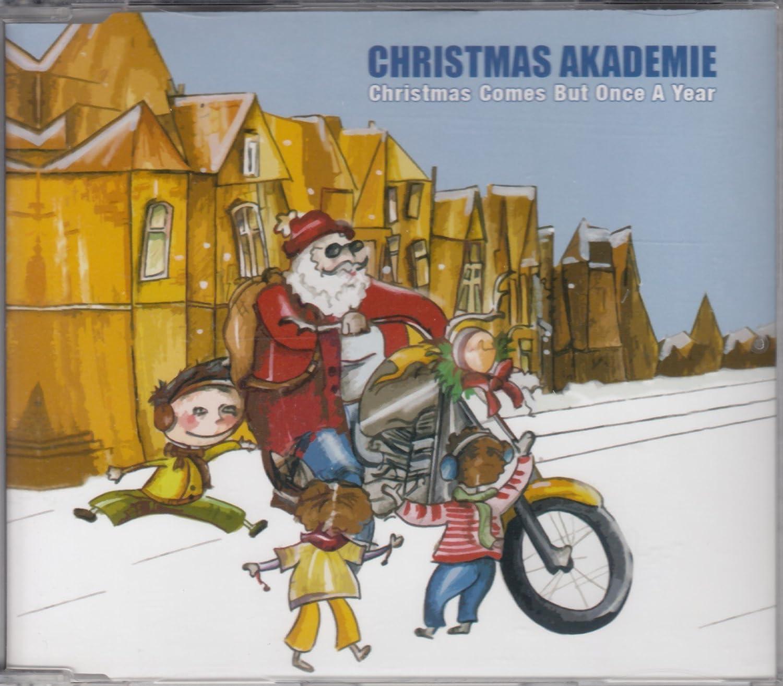 Christmas Comes But Once A Year Single Cd Amazon Com Music