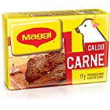 Maggi, Caldo, Carne, Tablete, 19g