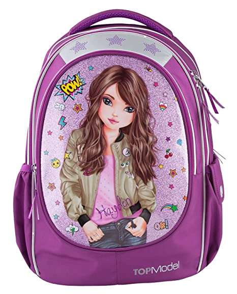 TOPModel Friends 6624 Mochila escolar, color rosa