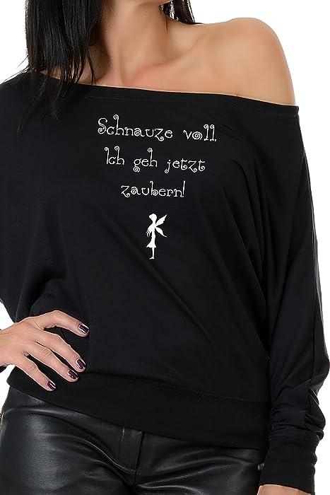 Camiseta Básico Manga De Larga Tirantes Sin 3elfen z6w4qYdz