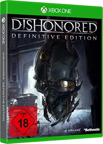 Dishonored - Definitive Edition [Importación Alemana]: Amazon.es ...
