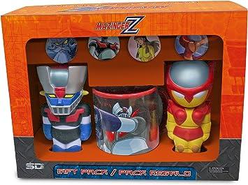 Set Regalo Mazinger Z: Amazon.es: Juguetes y juegos