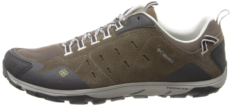 Columbia Conspiracy RAZR Conspiracy Razor Leather-M - Zapatillas de montaña  de Cuero para Hombre b6bbda8e8e