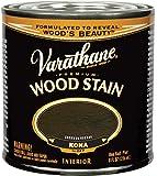 Rust-Oleum 254356 Varathane Oil Base Stain, Half Pint, Kona