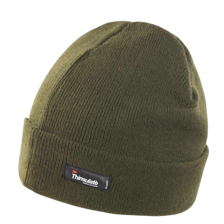 Cappellino Invernale Cappello Caldo da Sci Antivento Thinsulate Leggero  Result RC133X 3762d0cf932b