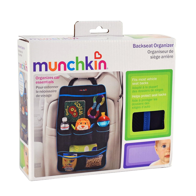 amazoncom munchkin backseat organizer black baby