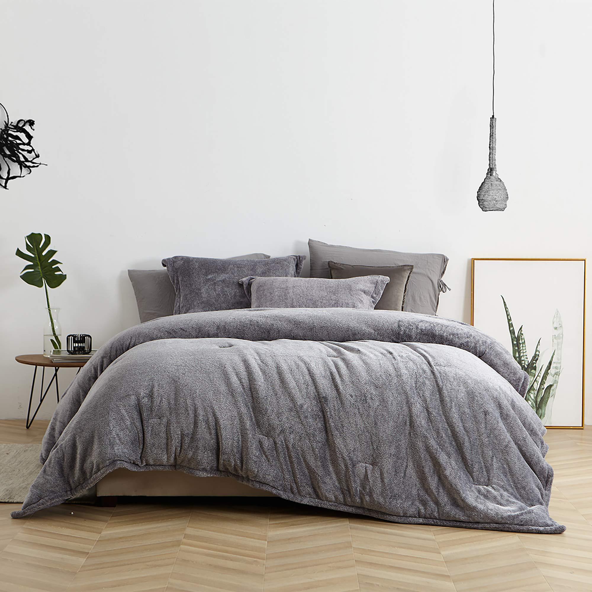 Byourbed Coma Inducer Oversized King Comforter - UB-Jealy - Slate Black