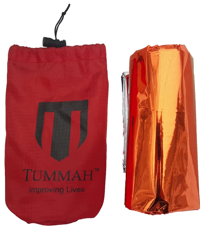 Camping Thermal Sleeping Bag Emergency Survival Hiking
